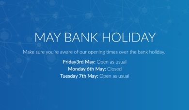 Easter Bank Holiday 2019