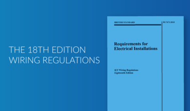The 18th Edition Wiring Regulations: Supporting Cables and Cable Management
