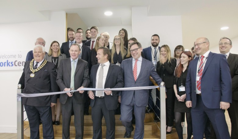 Relocation: Grand Opening of Networks Centre