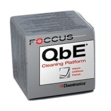 CHEMTRONICS QBE FIBRE OPTICE CLEANING PLATFORM - BOX 200