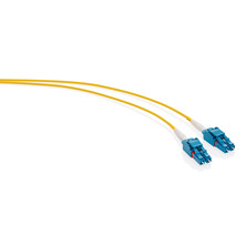 <strong>LEVITON</strong><br/>OS2 UNIBOOT BEND INSENSITIVE FIBRE OPTIC PATCH LEADS<br/><strong>Configurable Options</strong>