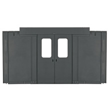 NET-CONTAIN COLD AISLE CONTAINMENT DUAL SLIDING DOOR FOR 42 RU - 45 RU NET-ACCESS CABINETS AND 1200MM AISLE WIDTH