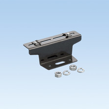 PANDUIT CENTRE SUPPORT QUIKLOCK  BRACKET FOR SUPPORTING 6X4 AND 4X4 SYSTEMS FROM BELOW WITH NEW 0.5 INCH THREADED ROD