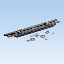 PANDUIT TRAPEZE QUIKLOCK  BRACKET FOR 6X4 AND 4X4 SYSTEMS FOR SPANNING TWO 0.375 INCH THREADED ROD DROPS
