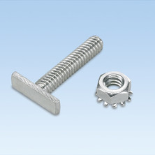 PANDUIT T-BOLT KIT FOR ADDITIONAL ATTACHMENT SECURING FIBERRUNNER CHANNEL TO MOUNTING BRACKETS