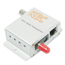 KBC 10-100 ETHERNET MEDIA CONVERTER FIBRE ST