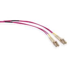 <strong>LEVITON</strong><br/> OM4 FIBRE OPTIC PATCH LEADS<br/><strong>Configurable Options</strong>