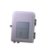 UNLOADED EXTERNAL RATED FIBRE TERMINATION BOX - TO ACCEPT UP TO 16 SCS OR 16 LCD ADAPTORS - 260 X 320 X 90MM