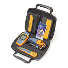 MICROSCANNER2 TERMINATION TEST KIT INCLUDES MS2-100 INTELLITONE PRO 200 PROBE IS60 PRO-TOOL KIT AND CARRYING CASE