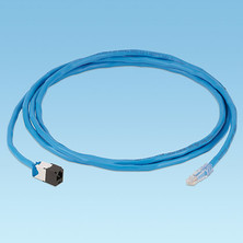 PANDUIT SOLID CORE PATCH LEADS CATEGORY 6 LSOH