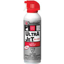 CHEMTRONICS ULTRAJET ALL-WAY DUSTER SPRAY - 200ML