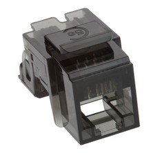<p>LEVITON GIGAPLUS SNAP IN JACK UNSCREENED - TOOL FREE</p>