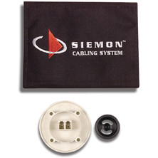 SIEMON DUAL LC POLISHING PUCK