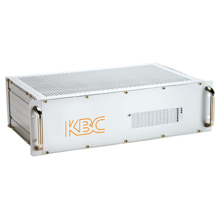 3U 19INCH 14 SLOT CHASSIS WITH MODULAR PSU AND BLANKING PANELS