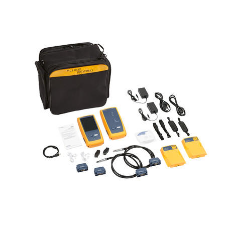 VERSIV DSX2-5000-GLD-INT CABLEANALYZER V2 WITH MAIN + REMOTE, 2 DSX COPPER MODULES, INTEGRATED  WIFI  AND 1YR GOLD
