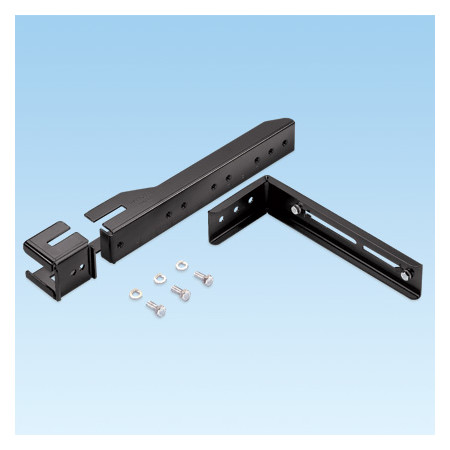 PANDUIT ADJUSTABLE LADDER QUIKLOCK  BRACKET FOR 6X4 AND 4X4 SYSTEMS FOR ATTACHING TO LADDER RAIL