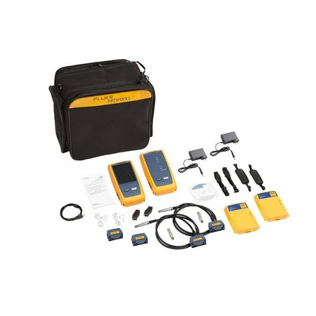 FLUKE NETWORKS DSX2-8000 VERIV CABLEANALYZER WITH 1 YEAR GOLD SUPPORT