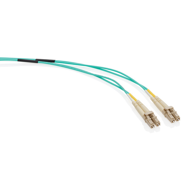 LEVITON OM3 FIBRE OPTIC PATCH LEADS